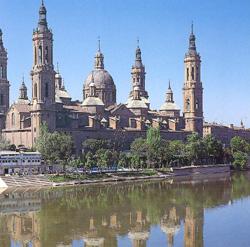 Visita a Zaragoza