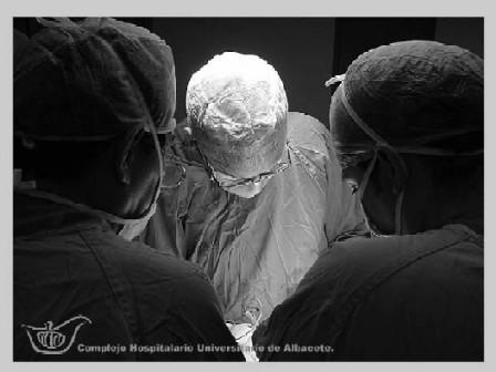 Rumbo a la cirugía
